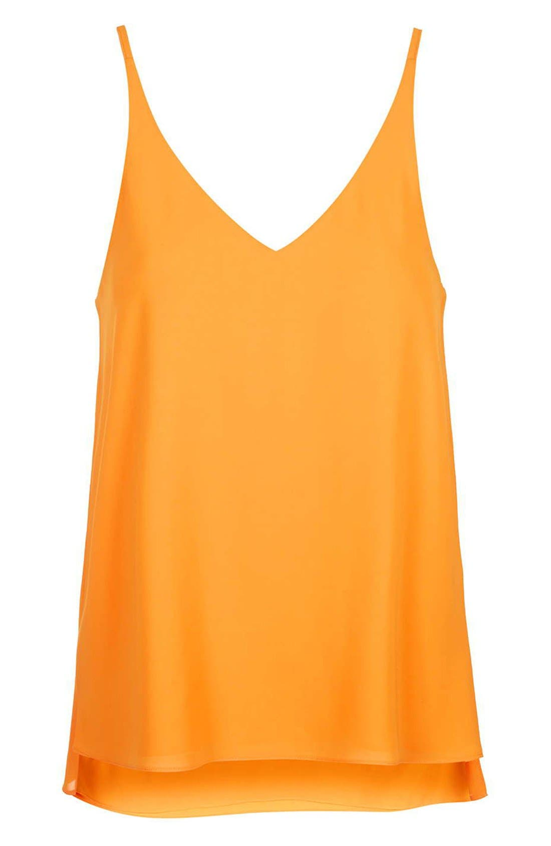 ,                             Strappy V-Neck Camisole,                             Alternate thumbnail 81, color,                             800