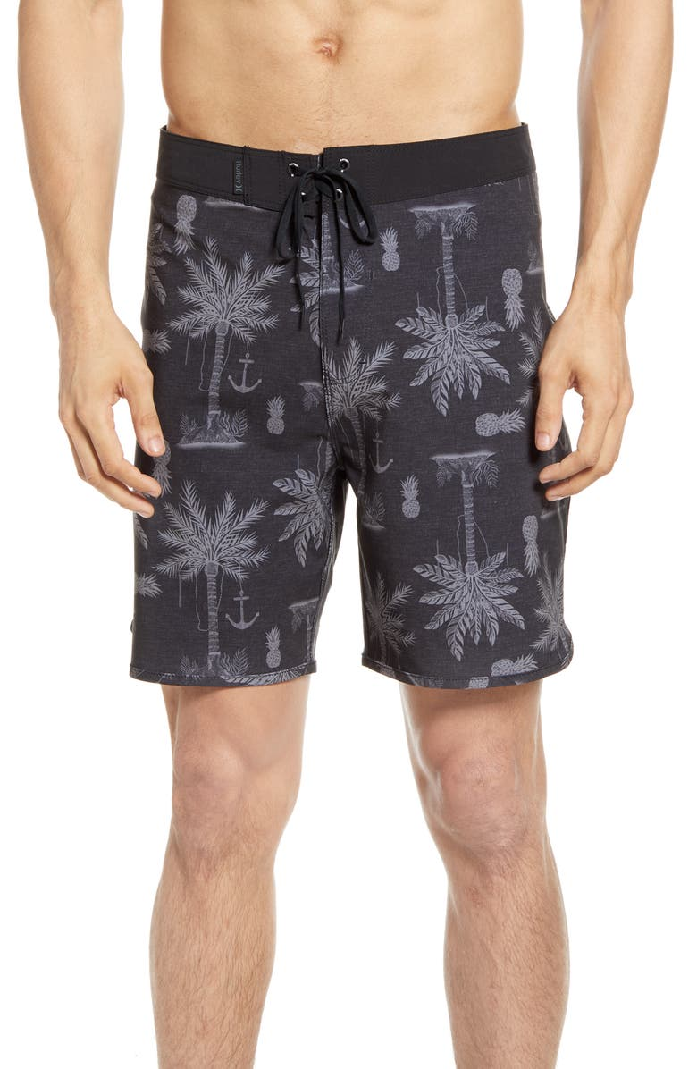 HURLEY Phantom Asylum Board Shorts, Main, color, 010