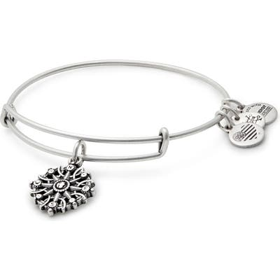 Alex And Ani Compass Adjustable Wire Bangle (Nordstrom Exclusive)