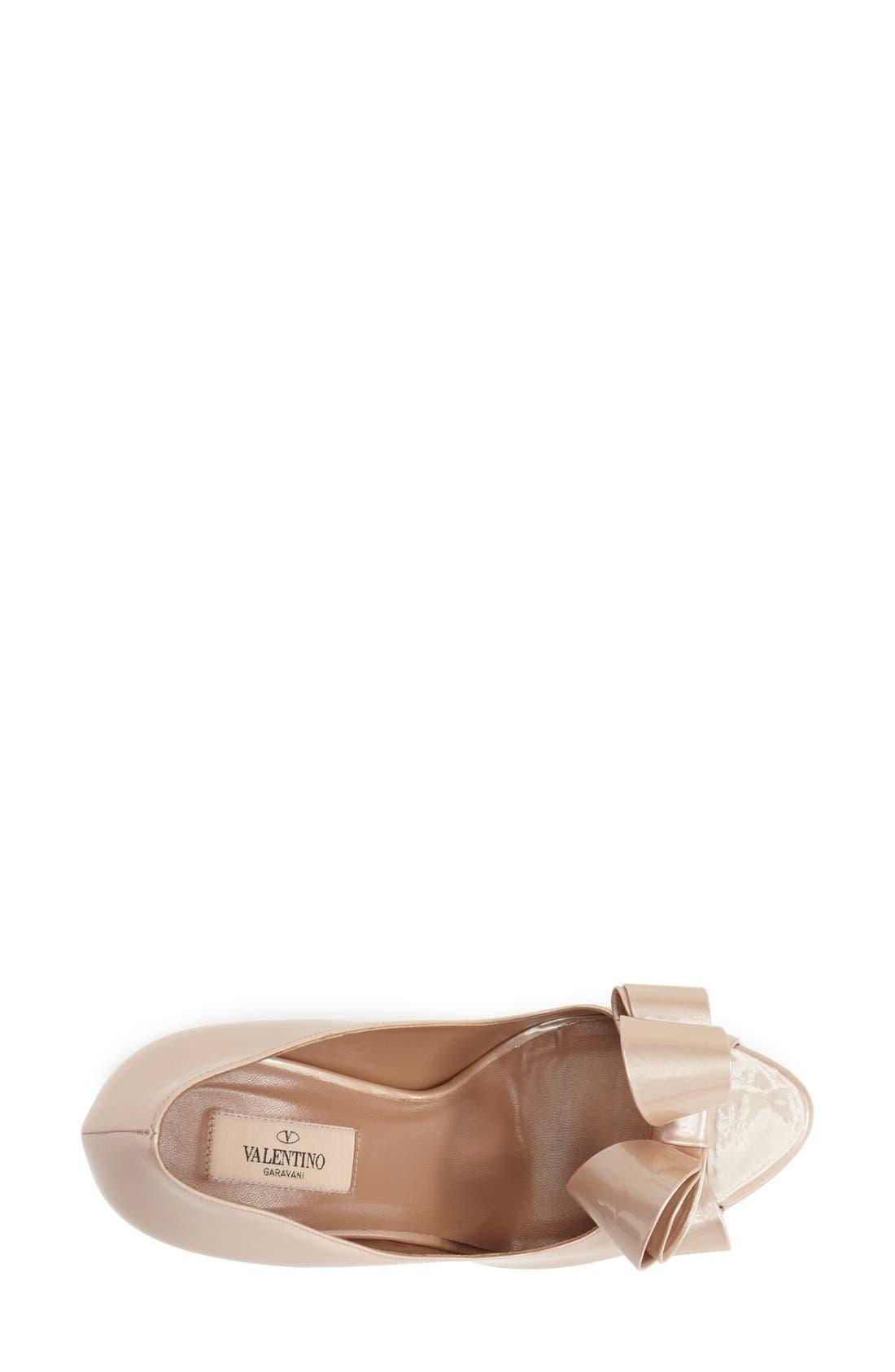 ,                             Couture Bow Platform Pump,                             Alternate thumbnail 10, color,                             250