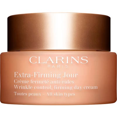 Clarins Extra-Firming Wrinkle Control Firming Day Cream For All Skin Types