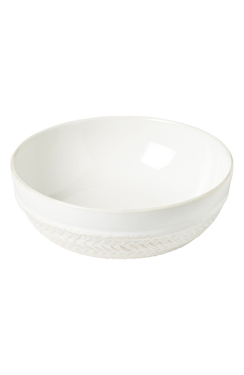 JULISKA Le Panier Ceramic Coupe Bowl, Main, color, 100