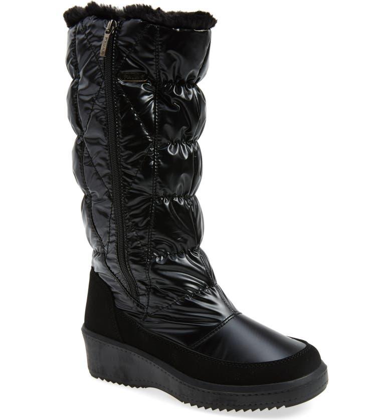 PAJAR 'Alexandra' Waterproof Boot, Main, color, 001