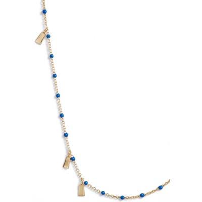 Argento Vivo Enamel Station Necklace