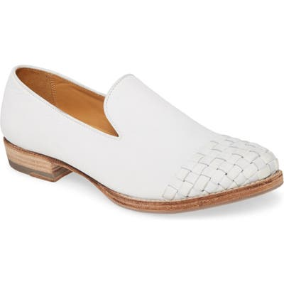 Blackstone Hl58 Loafer, White