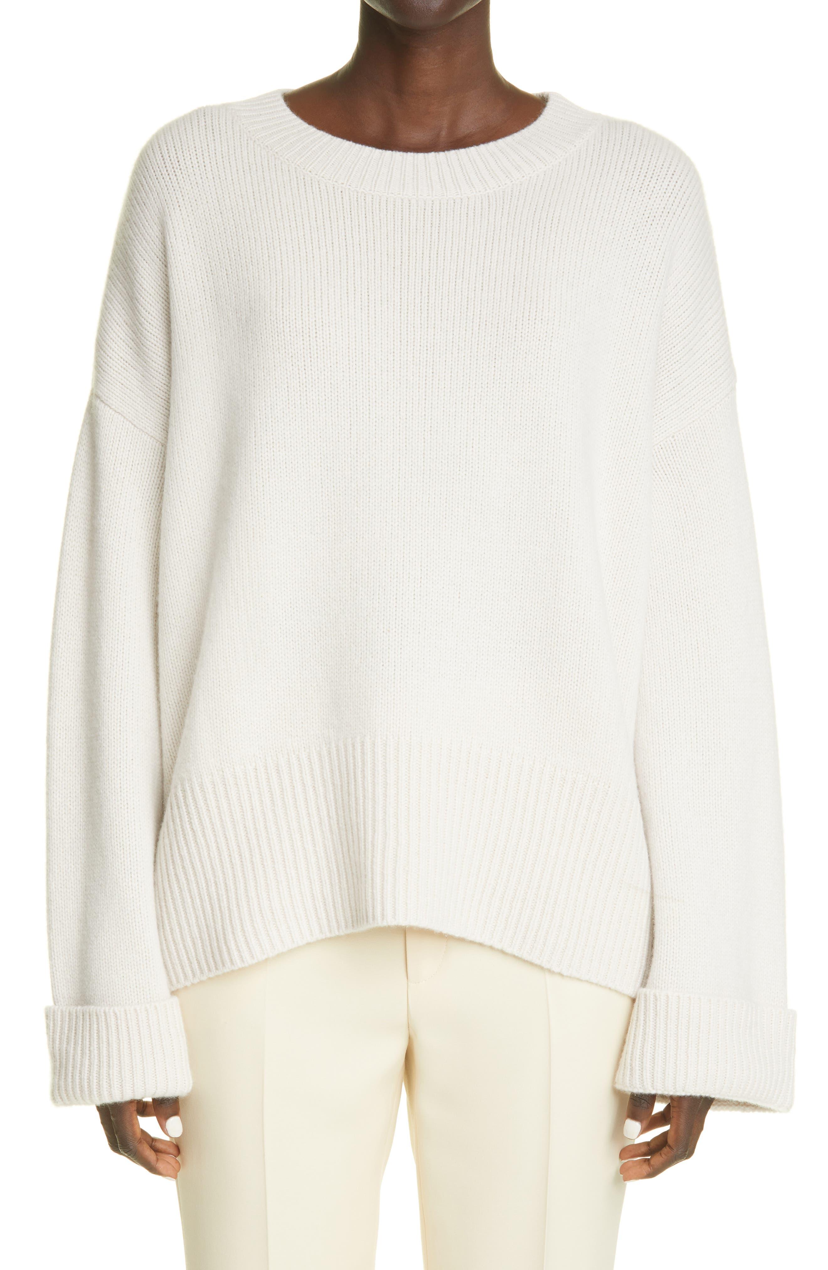 Knightsbridge Oversize Cashmere Sweater
