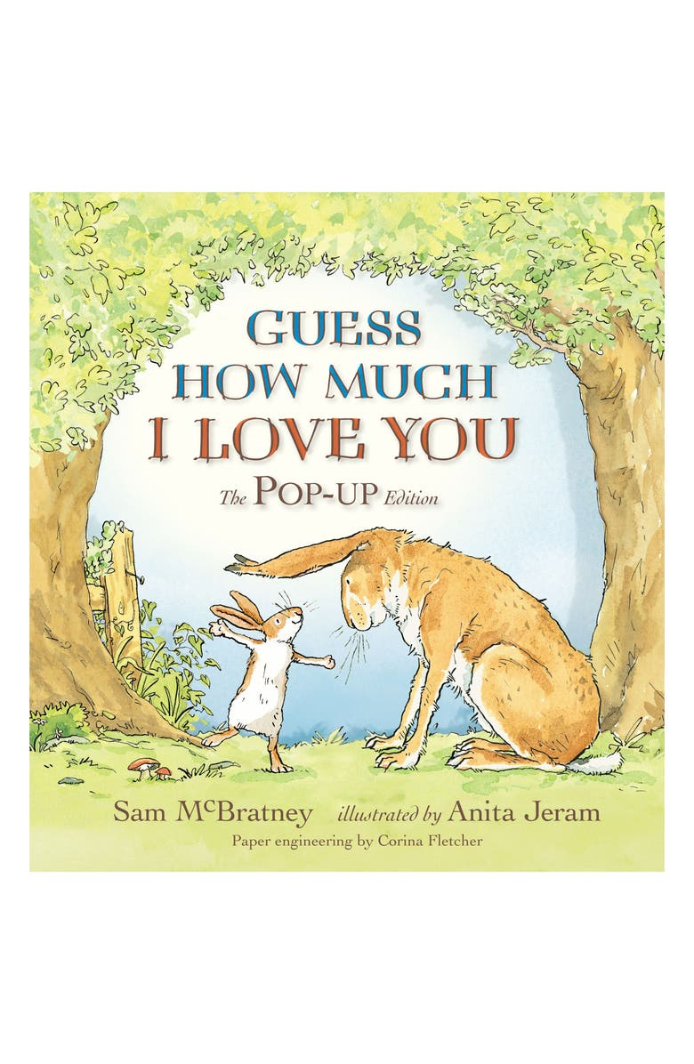 PENGUIN RANDOM HOUSE 'Guess How Much I Love You' Pop-Up Book, Main, color, MISCELLANEOUS