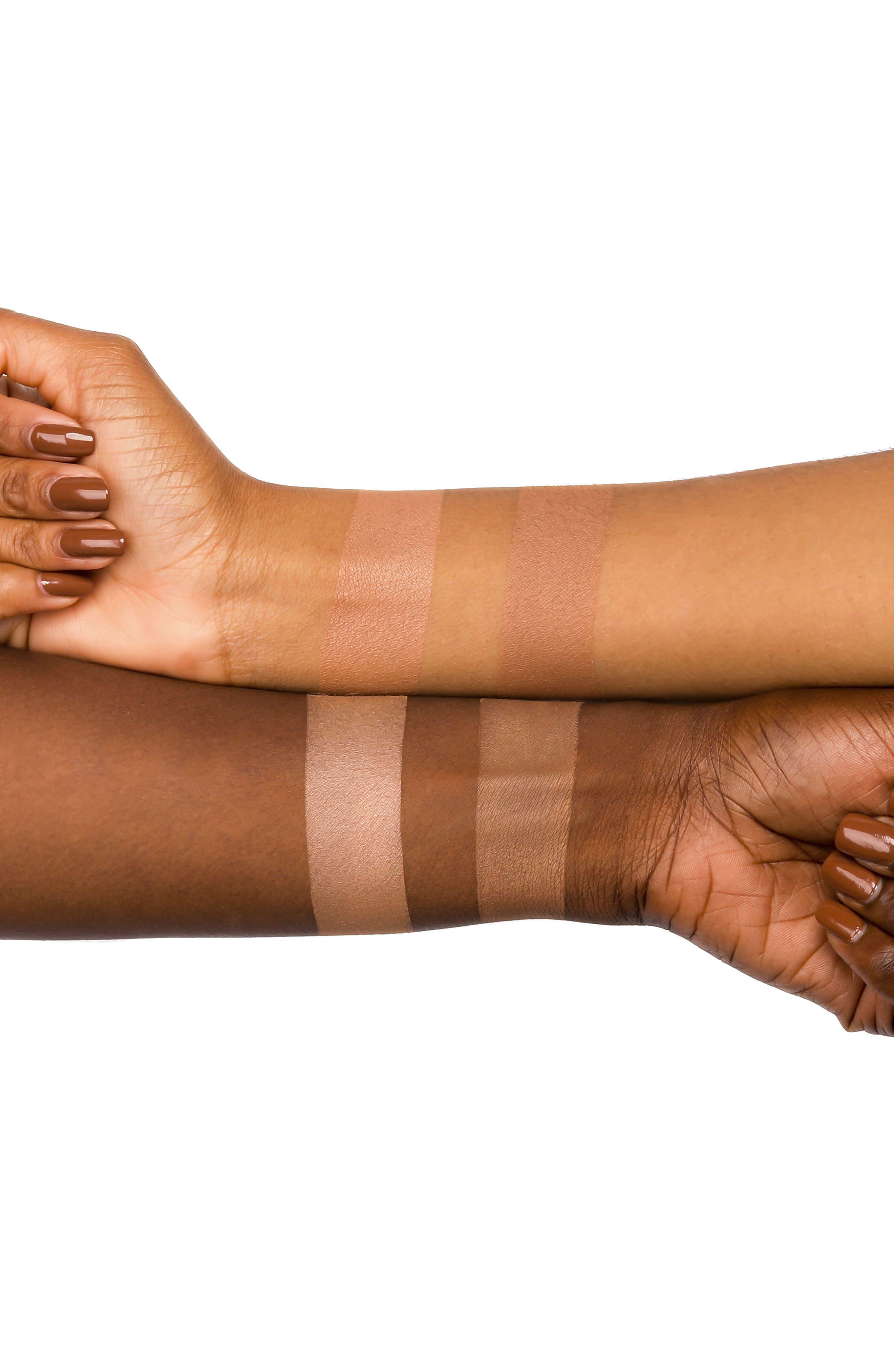 ,                             Sunswept Bronzer Duo Palette,                             Alternate thumbnail 4, color,                             MEDIUM TO DEEP
