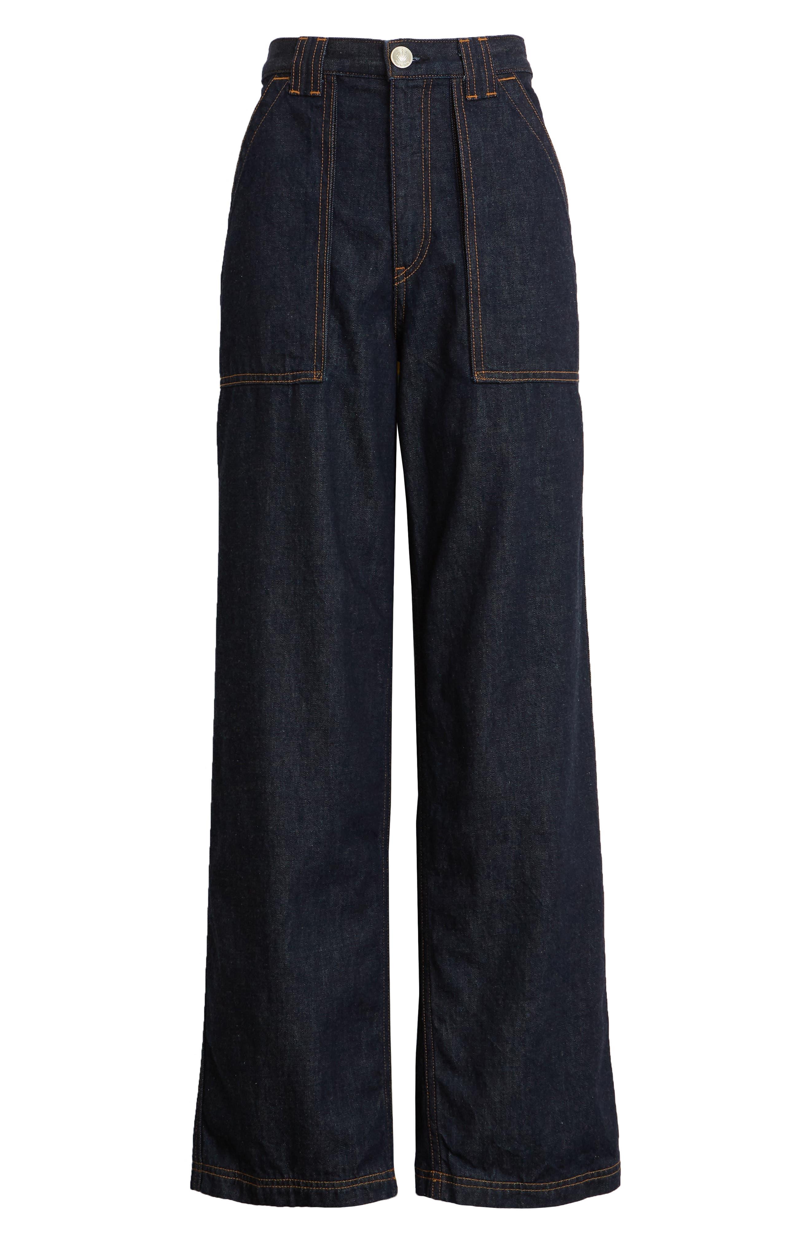Image of Rag & Bone High Waist Skater Jeans