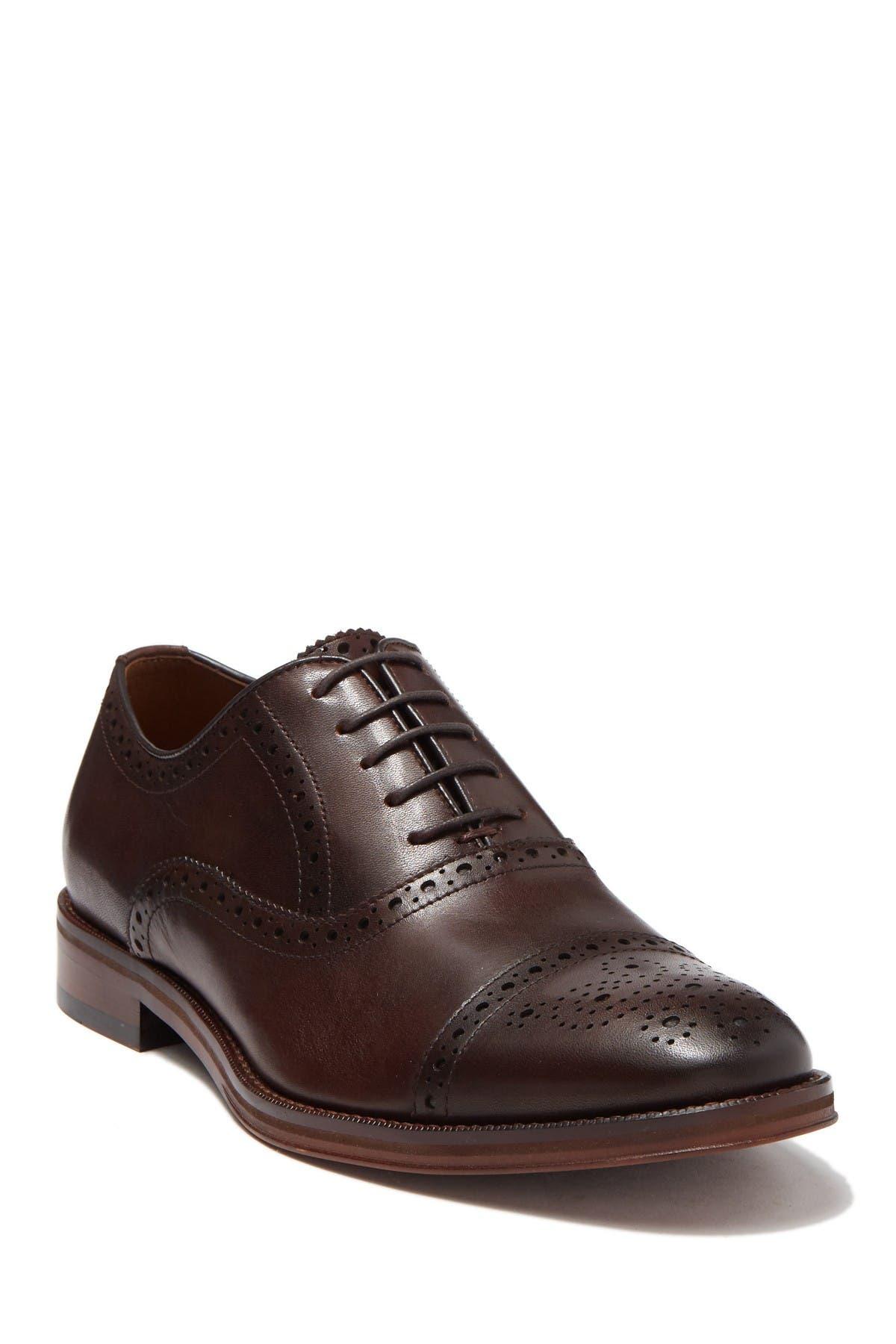 Gordon Rush   Gabriel Cap Toe Leather