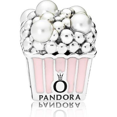 Pandora Popcorn Charm
