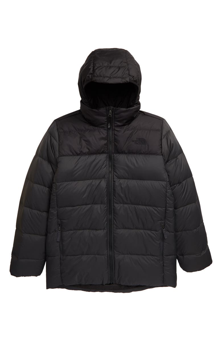 THE NORTH FACE Double Down TriClimate<sup>®</sup> 3-in-1 Jacket, Main, color, ASPHALT GREY
