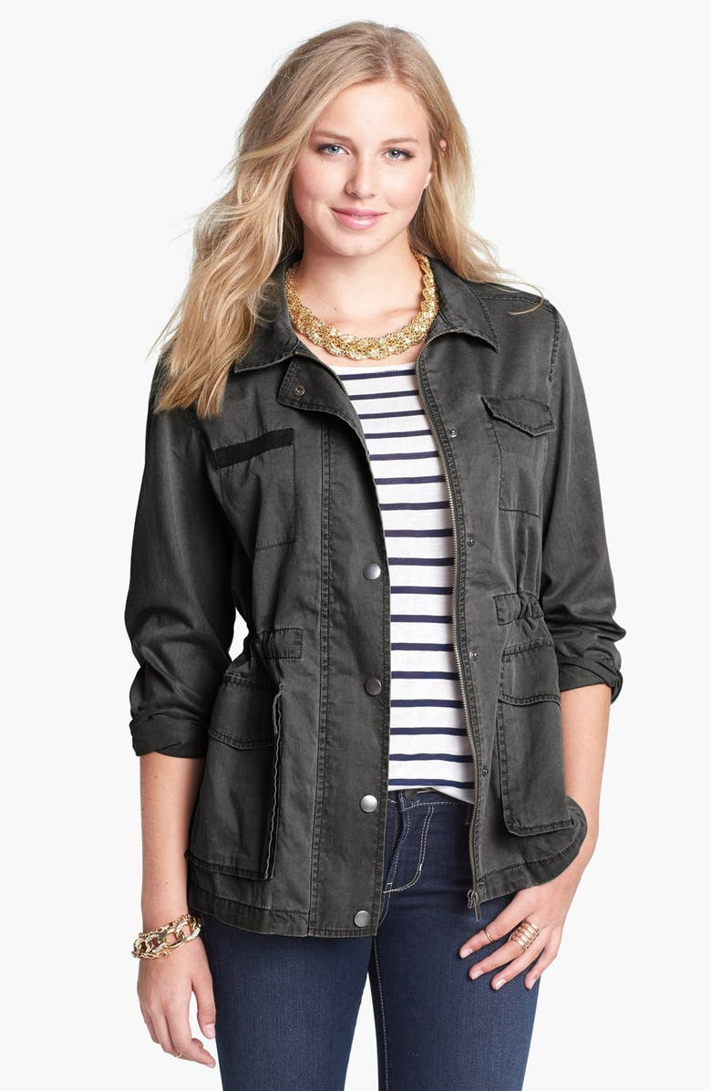 BP. Rubbish<sup>®</sup> Army Jacket, Main, color, 001