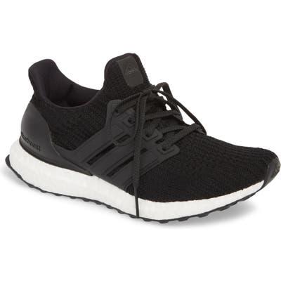 Adidas Ultraboost Running Shoe, Black