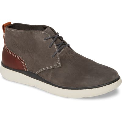 Johnston & Murphy Farley Chukka Boot, Grey