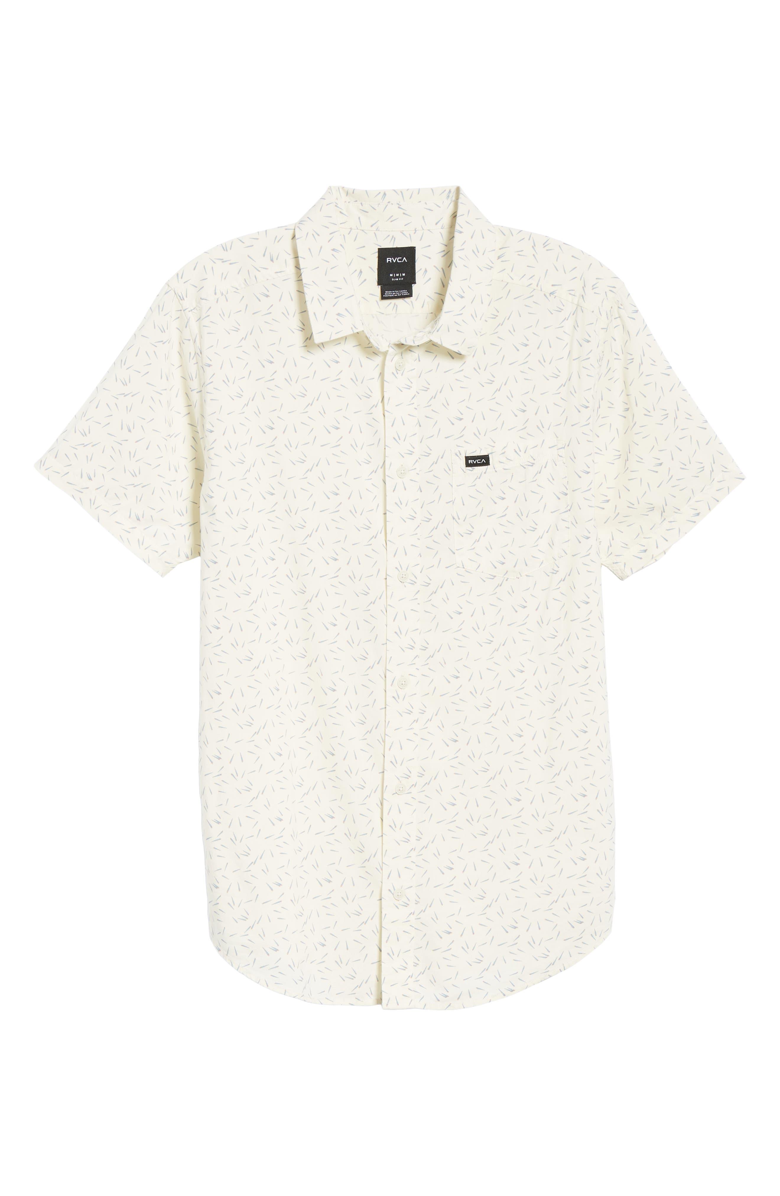 ,                             Pins & Needles Slim Fit Woven Shirt,                             Alternate thumbnail 15, color,                             900