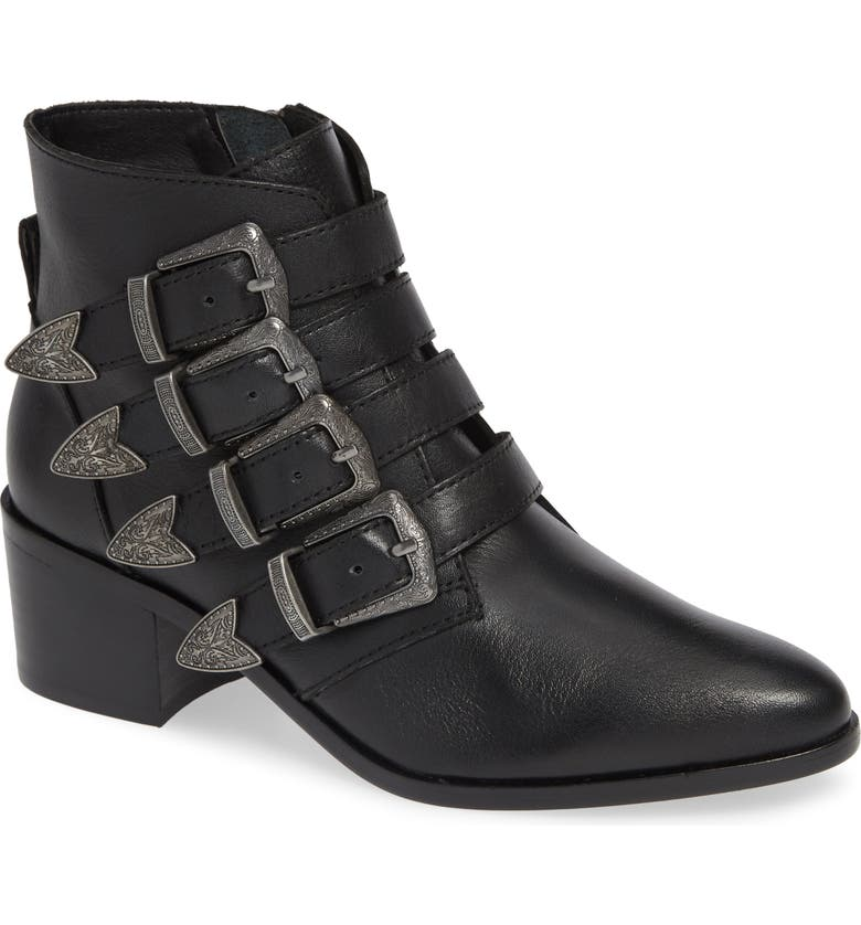 10518200e51 Billey Buckle Bootie