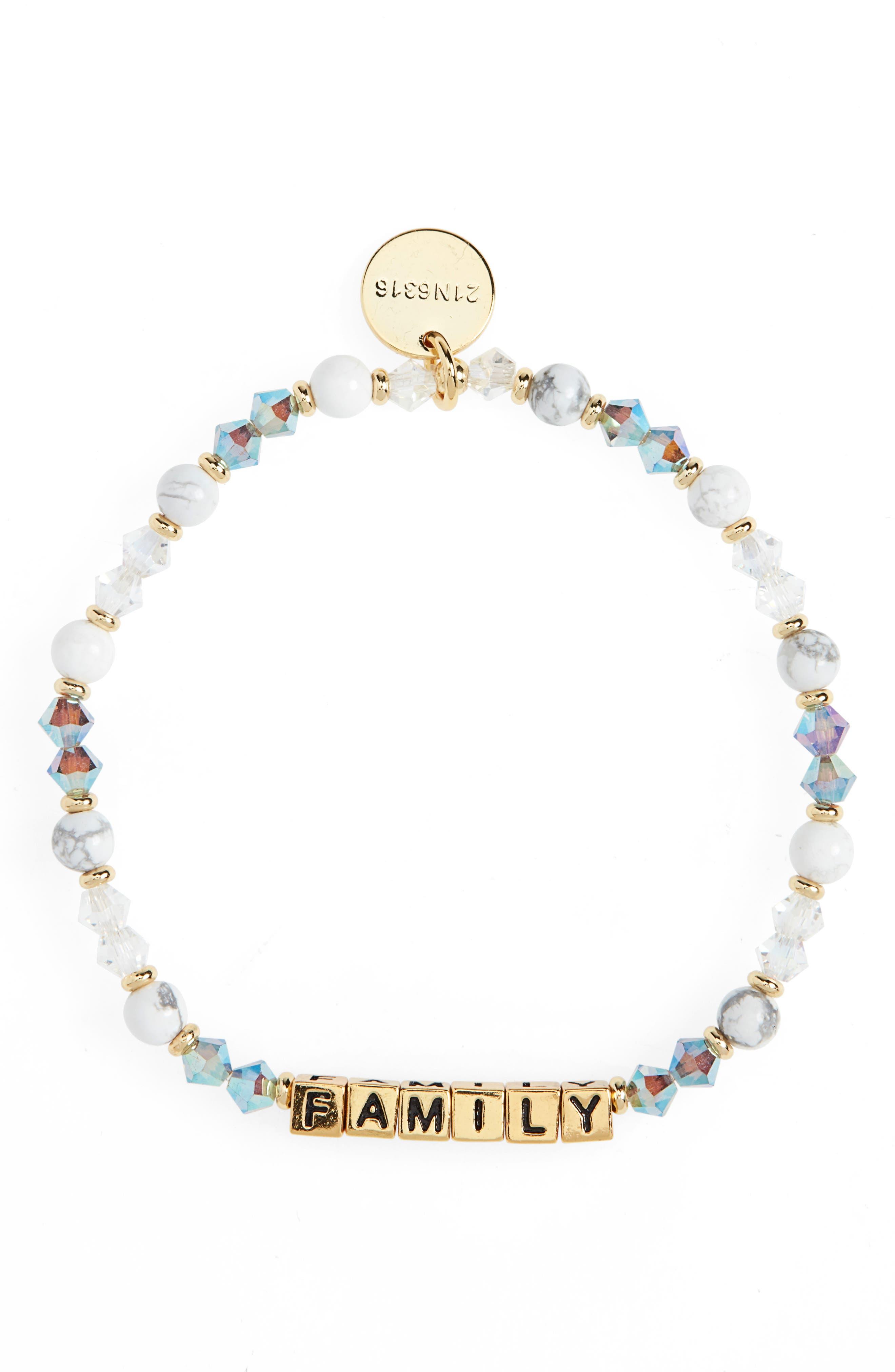 Family Stretch Bracelet