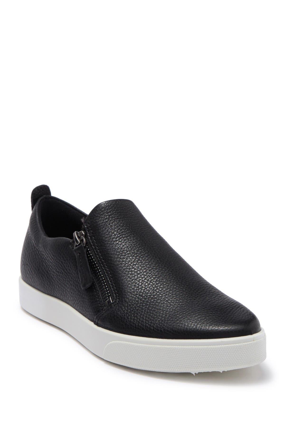 ECCO | Gillian Side Zip Sneaker | HauteLook
