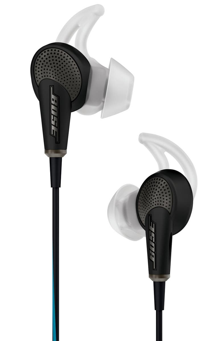 BOSE<SUP>®</SUP> Bose QuietComfort<sup>®</sup> 20 Noise Cancelling Headphones, Main, color, 001