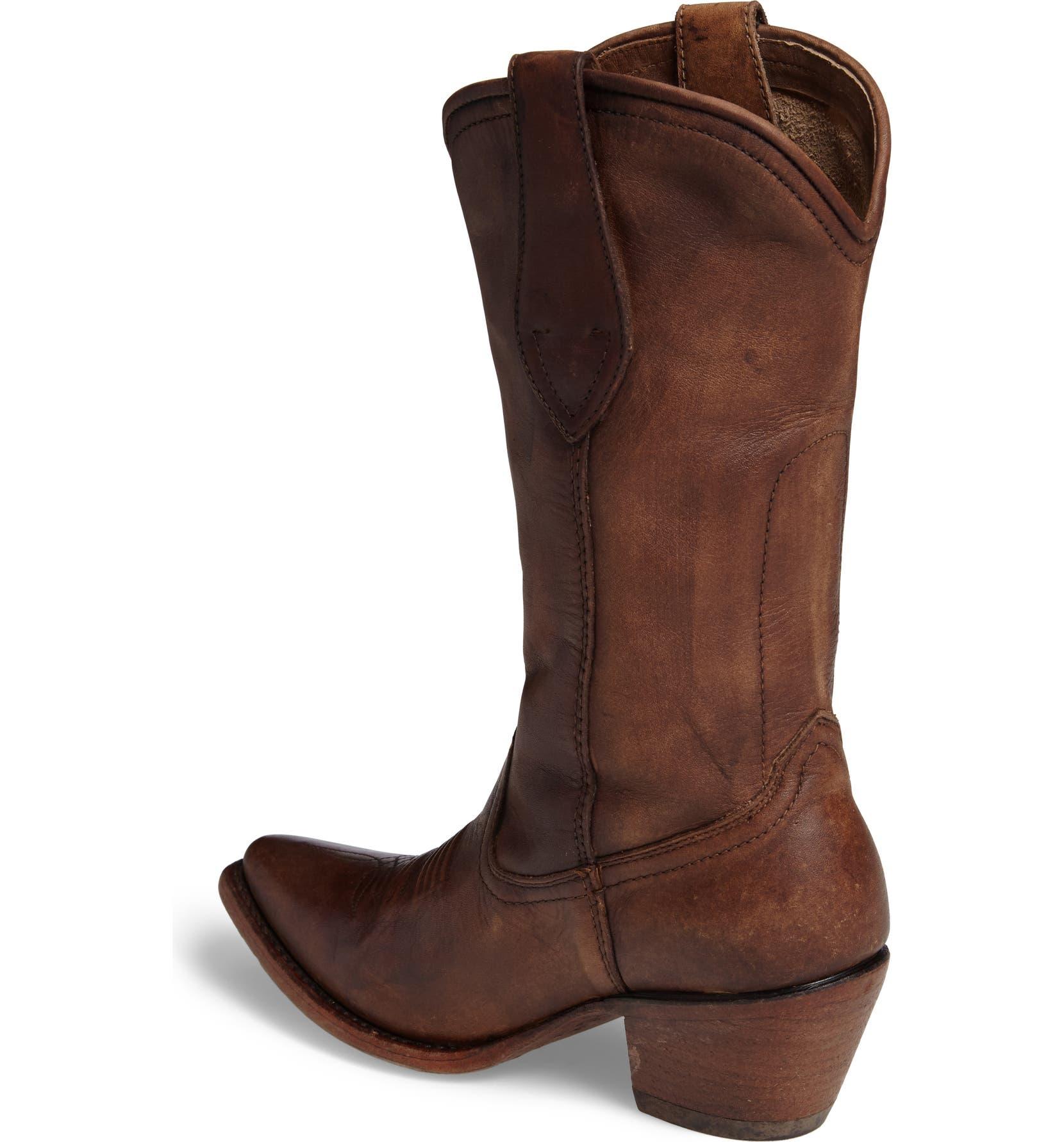 c304bf3df28 Josefina Western Boot