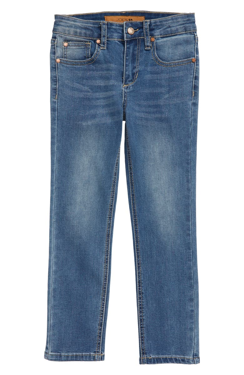 JOE'S Brixton Straight Leg Stretch Jeans, Main, color, UNION BLUE