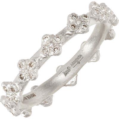 Armenta New World Diamond Ring