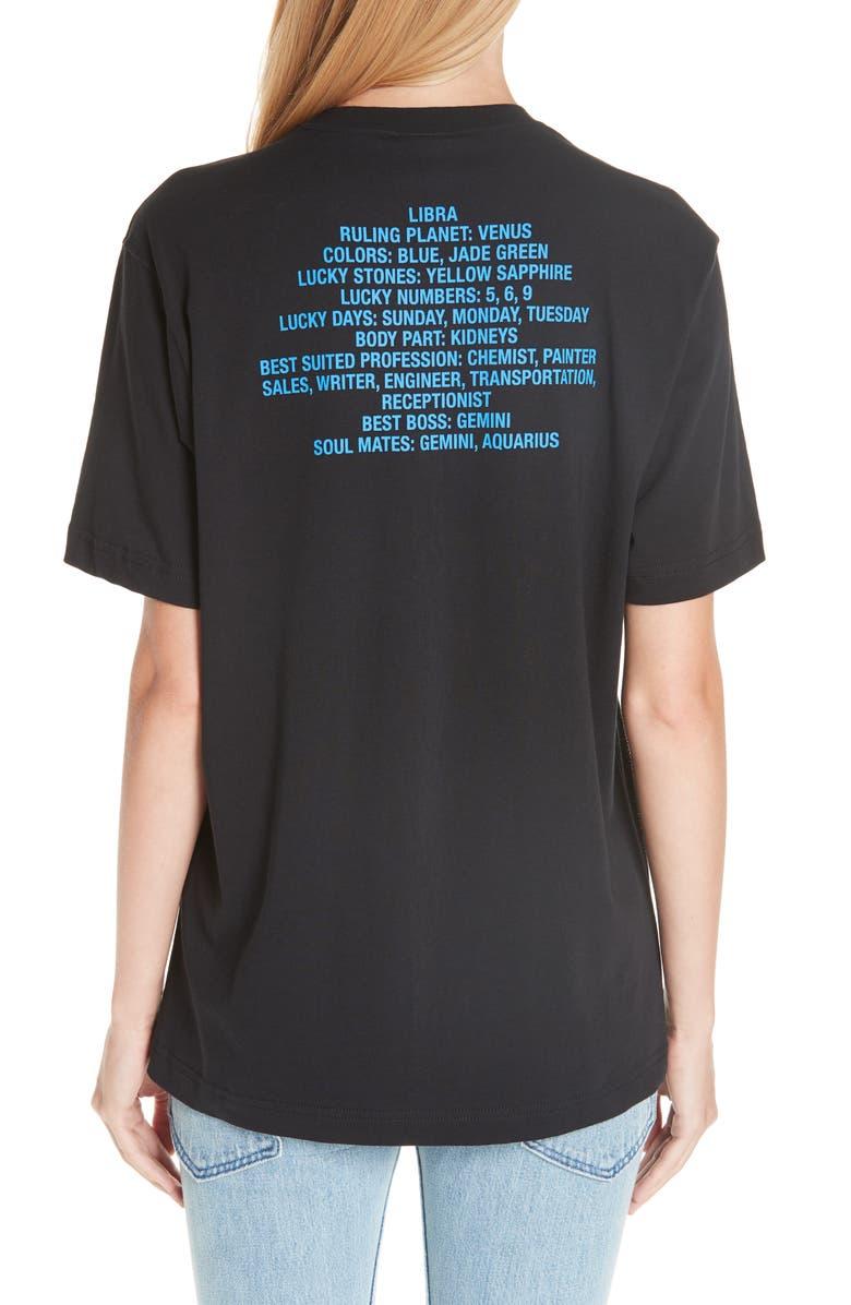 Vetements Horoscope T-Shirt (Unisex)   Nordstrom