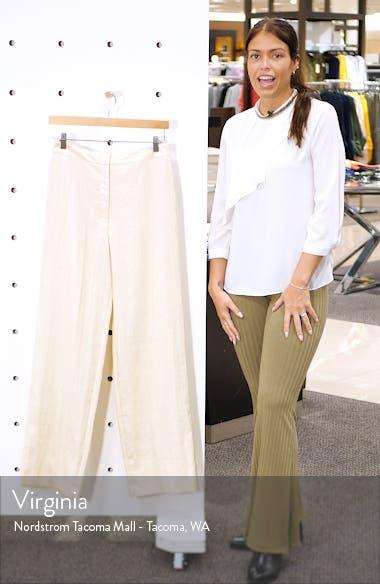 Clean Wide Leg Pants, sales video thumbnail