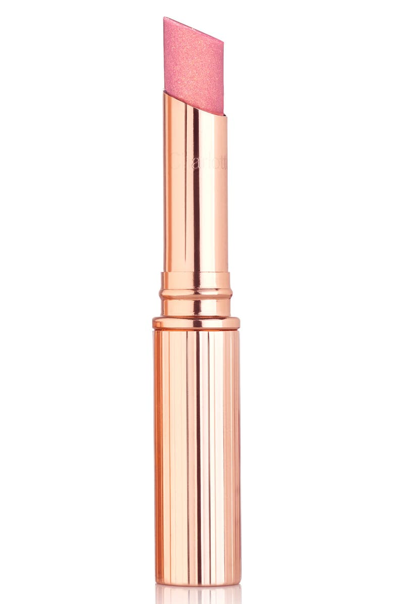 CHARLOTTE TILBURY Pillow Talk Diamonds Lip Topper, Main, color, PILLOW TALK
