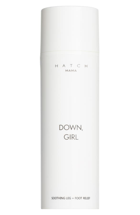 Hatch DOWN, GIRL SOOTHING LEG & FOOT RELIEF