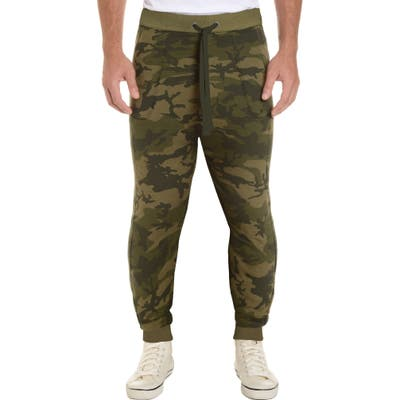 2(X)Ist Terry Jogger Sweatpants, Green