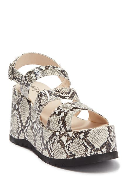Image of Free People Chelsea Platform Sandal