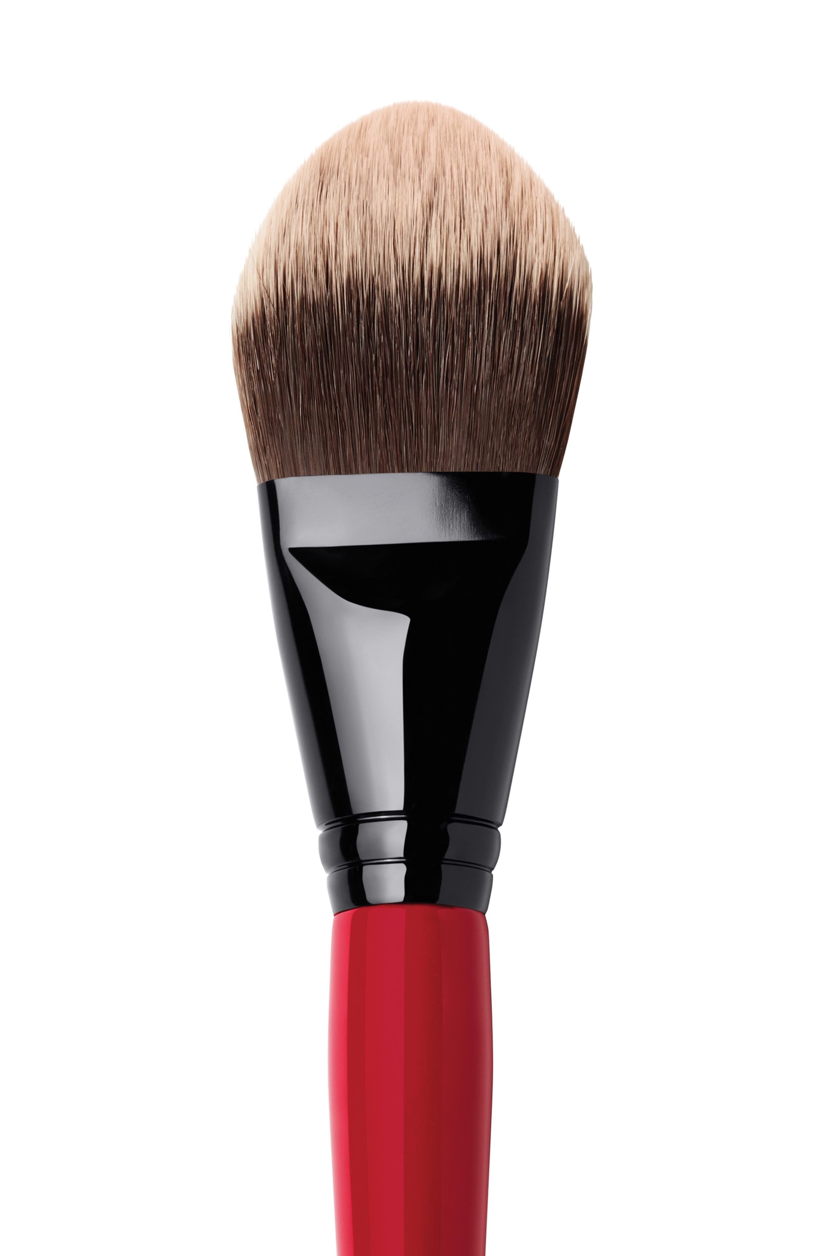 ,                             Sheer Foundation Brush,                             Alternate thumbnail 3, color,                             NO COLOR