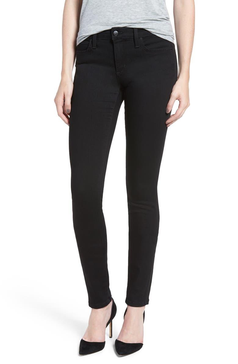 JOE'S 'Flawless - Twiggy' Skinny Jeans, Main, color, 004