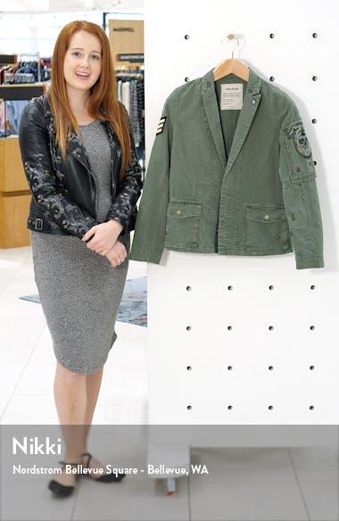 Virginia Grunge Jacket, sales video thumbnail