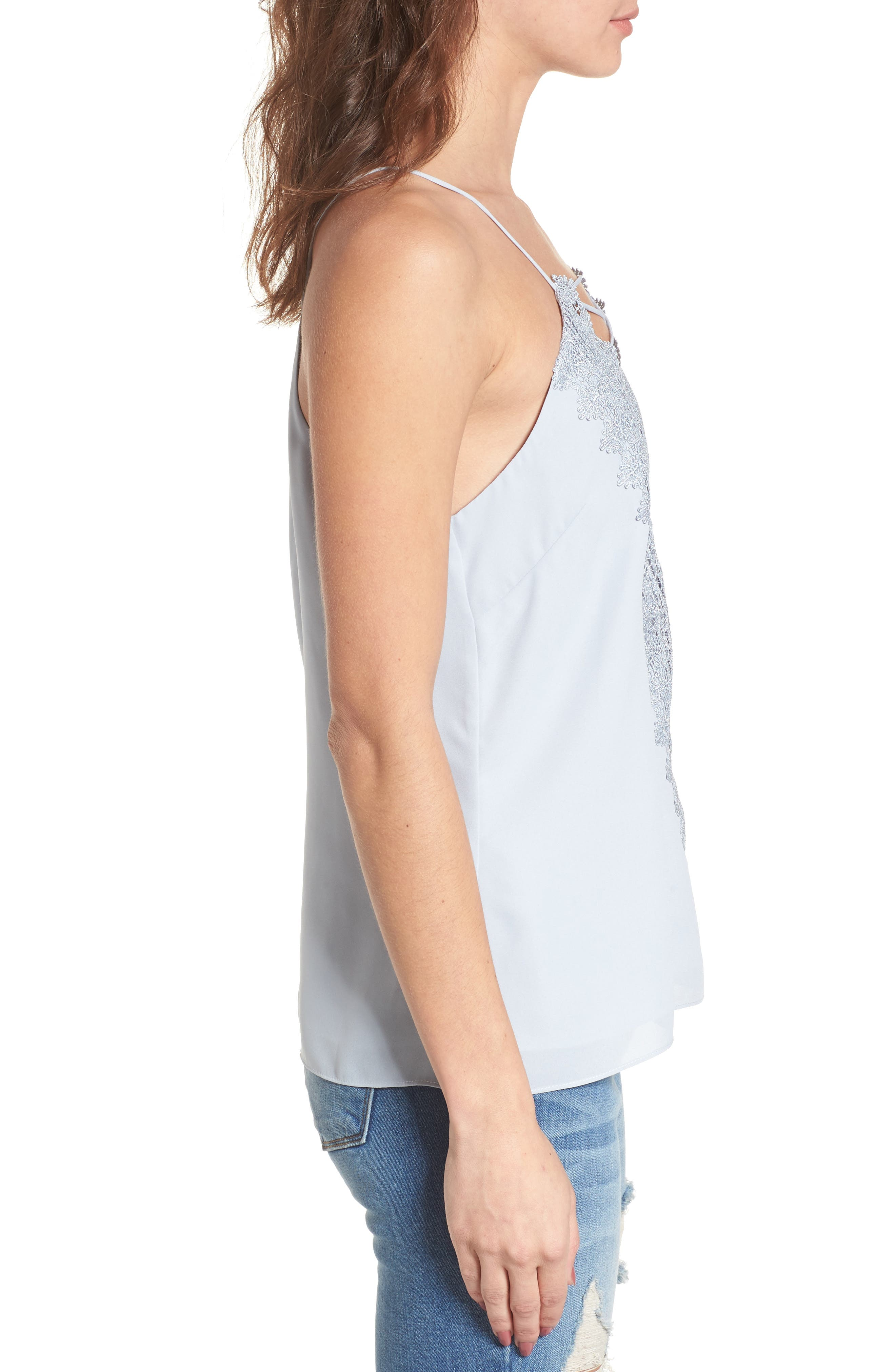 ,                             Posie Strappy Camisole,                             Alternate thumbnail 58, color,                             400