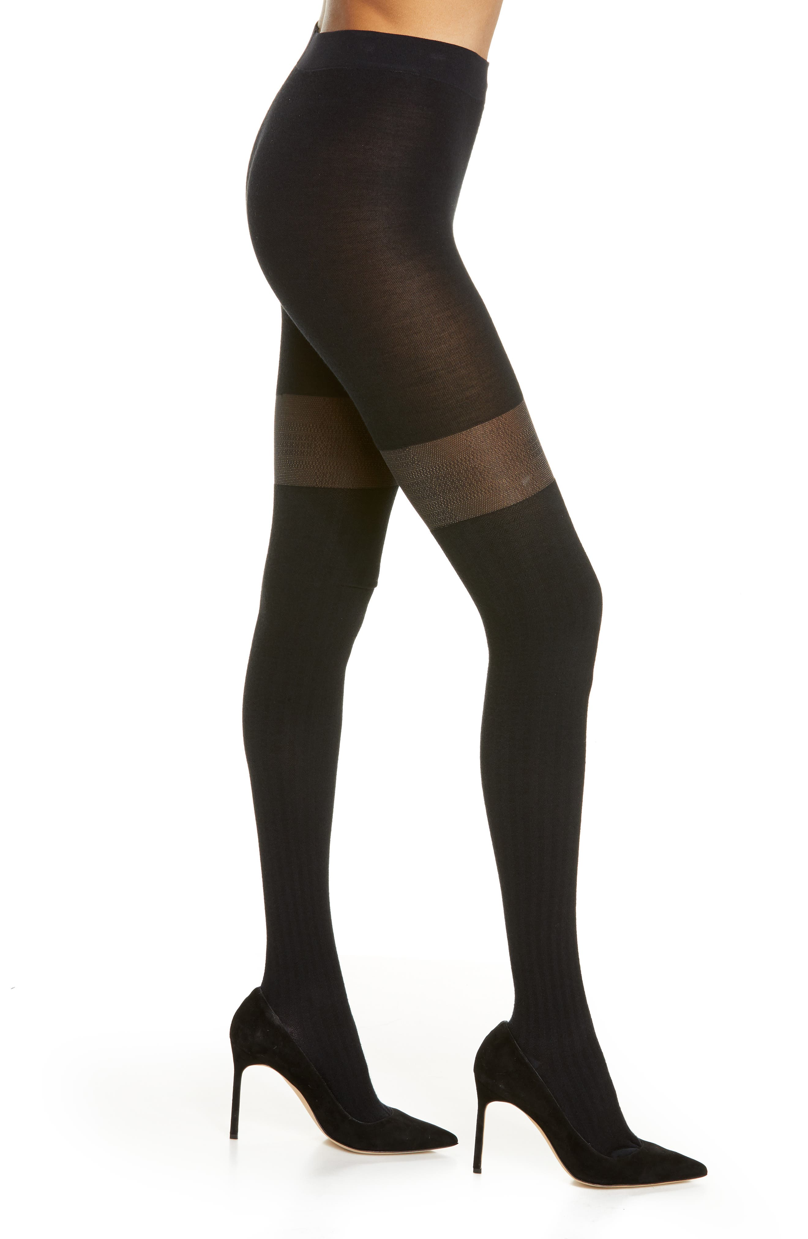 Winter Luxe Tights