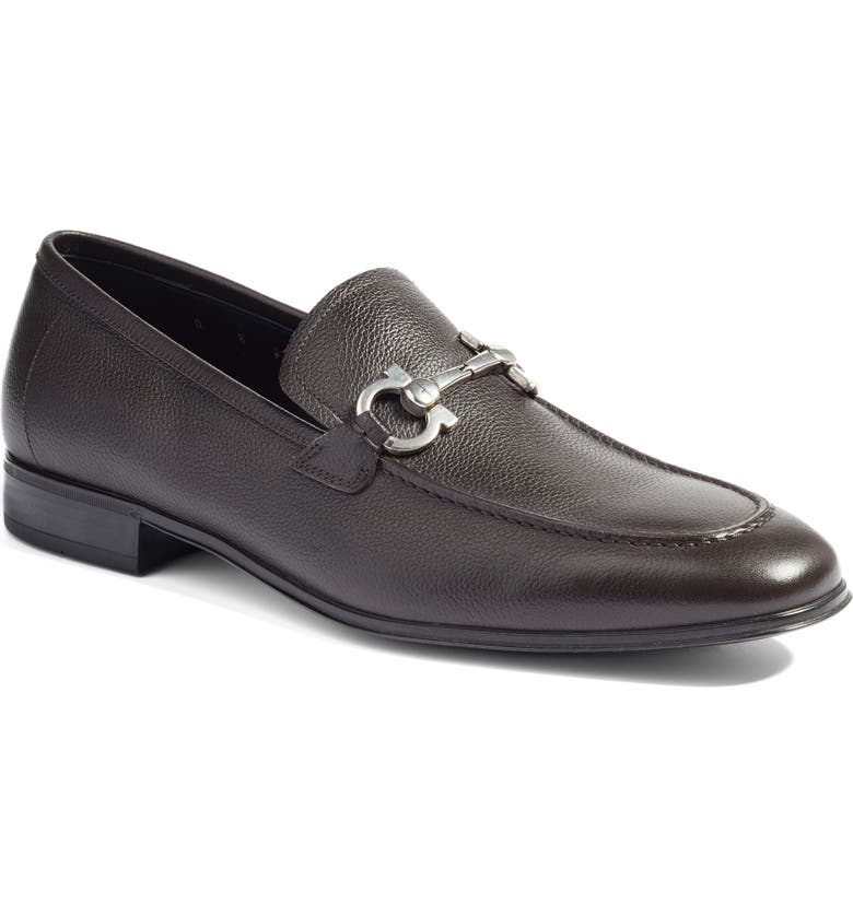 SALVATORE FERRAGAMO Flori 2 Bit Loafer, Main, color, 205