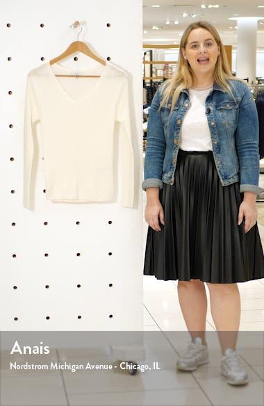 Eloise V-Neck Sweater, sales video thumbnail
