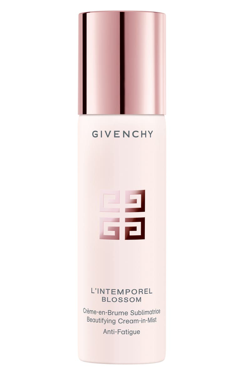 GIVENCHY L'Intemporel Blossom Beautifying Cream-in-Mist, Main, color, NO COLOR