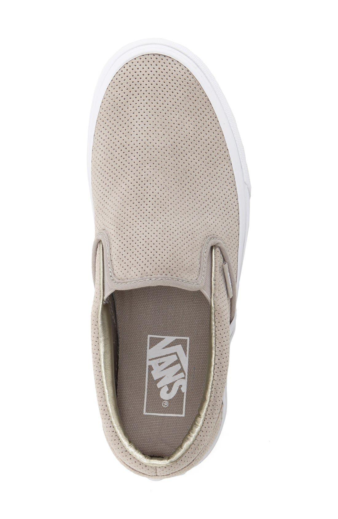 ,                             Classic Slip-On Sneaker,                             Alternate thumbnail 33, color,                             250