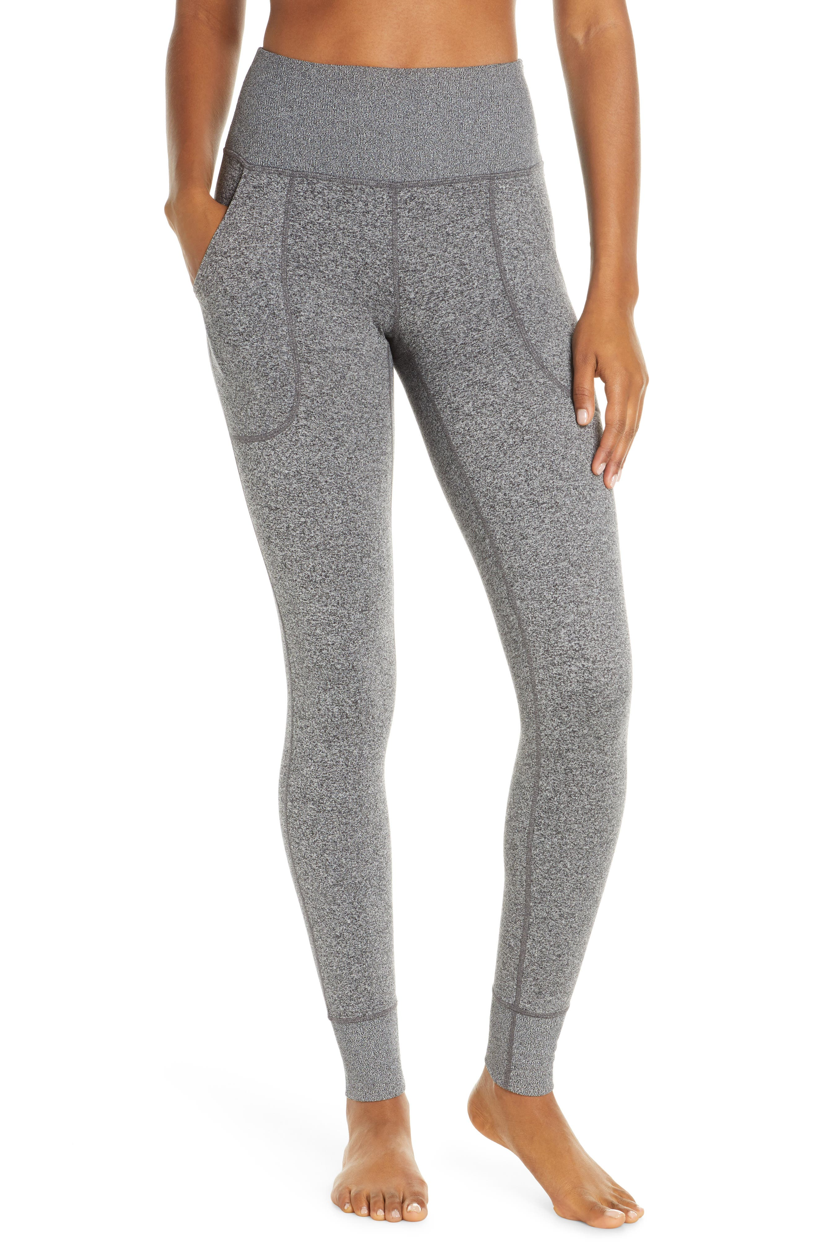 Zella Zellness Cozy High Waist Leggings