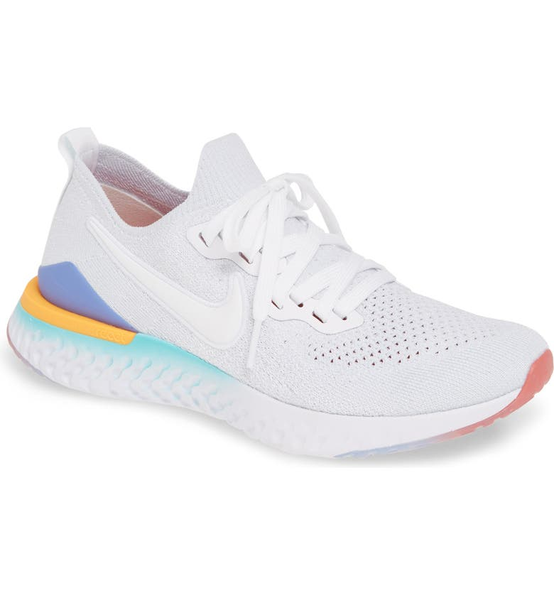 new products 5f36c 877fa Epic React Flyknit 2 Running Shoe