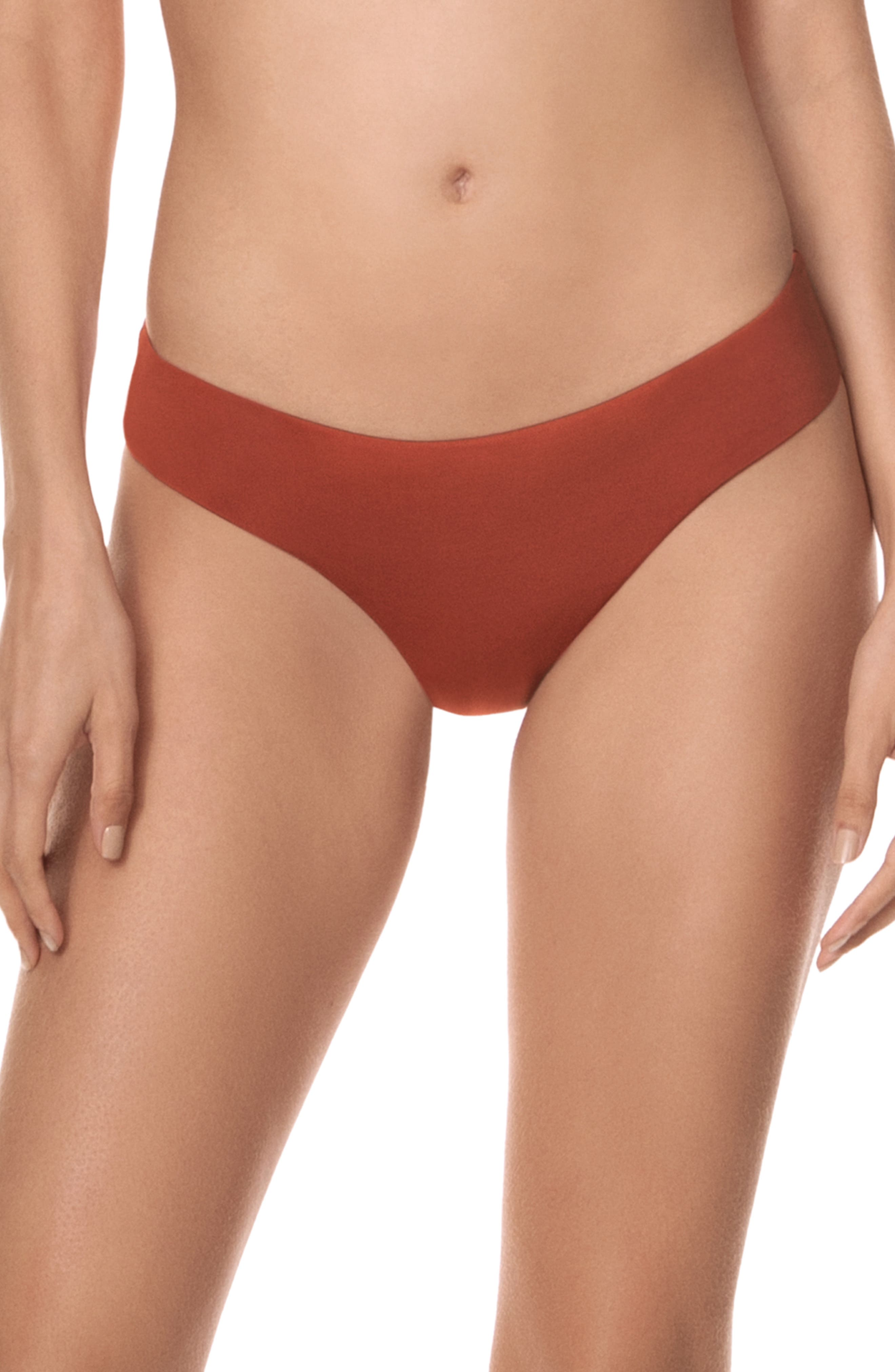 Saffron Sublime Reversible Bikini Bottoms