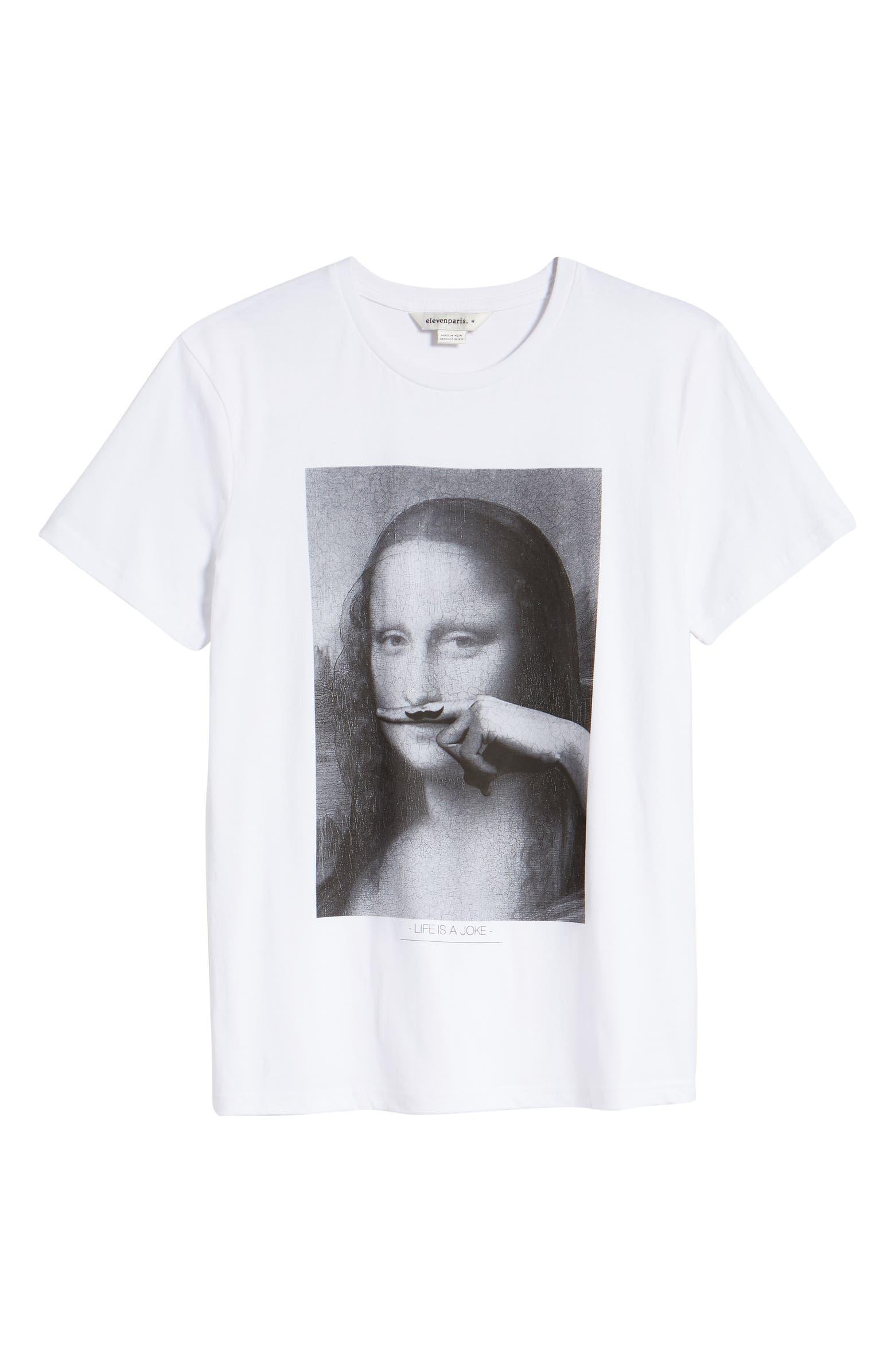 Lisa T-Shirt ELEVENPARIS