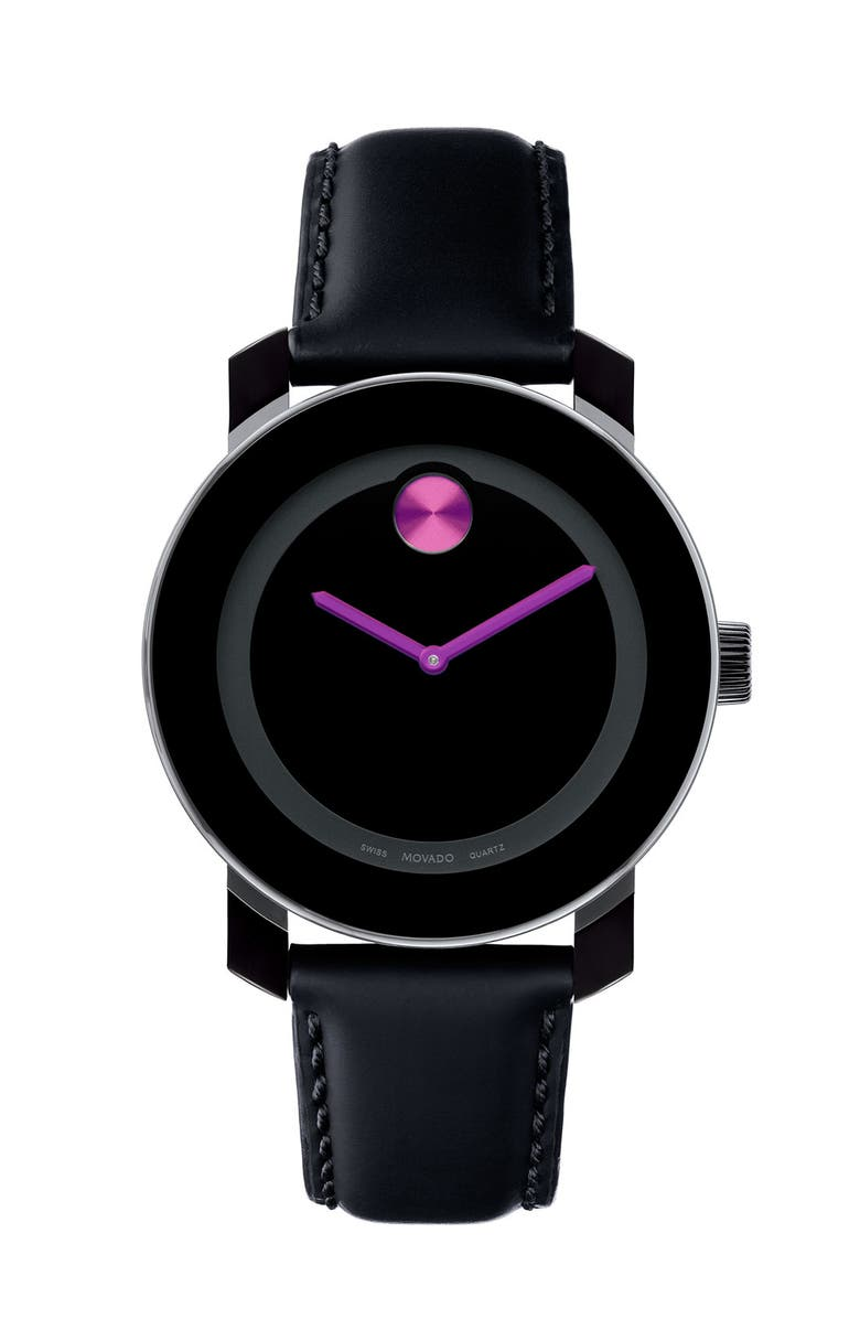 MOVADO 'Small Bold' Watch, 36mm, Main, color, 003
