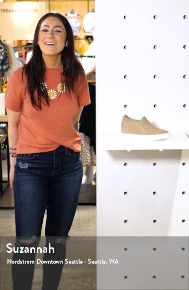 Caslon Allie Wedge Sneaker, sales video thumbnail