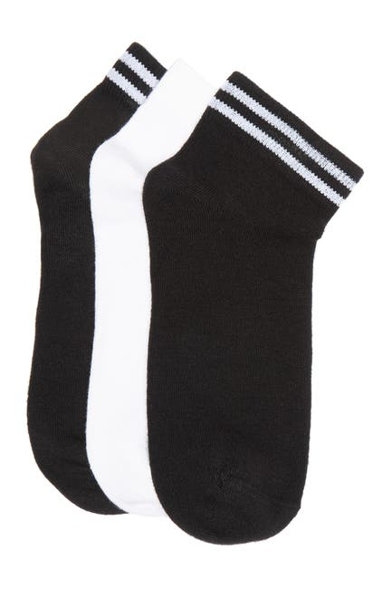 Image of HUE Vacay Please Quarter Socks - Pack of 3