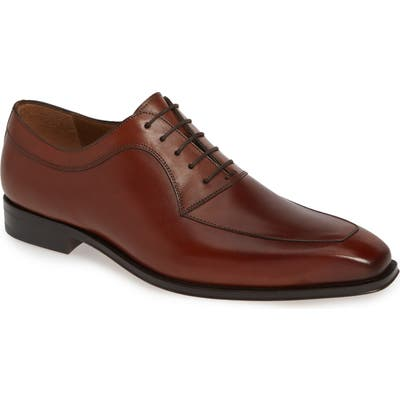 Mezlan Andres Apron Toe Oxford, Brown